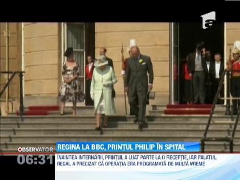 Regina Elisabeta a II-a a inaugurat un nou corp al sediului BBC