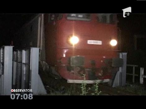 Un barbat a fost lovit de tren pe ruta Timisoara - Iasi