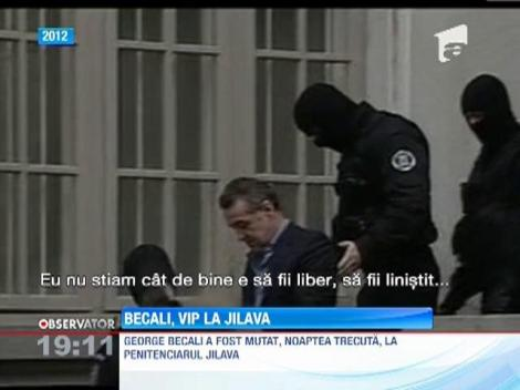 UPDATE / Gigi Becali a fost transferat de la Penitenciarul Rahova la cel din Jilava