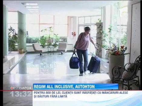 Regim All Inclusive si in Romania