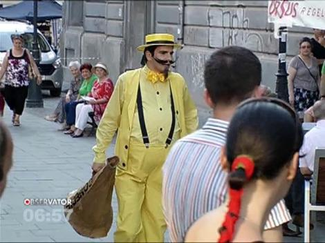 Festivalul Comediei Romanesti si-a deschis portile
