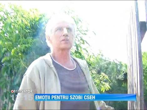 Cascadorul Sobi Cseh a fost transferat la spital