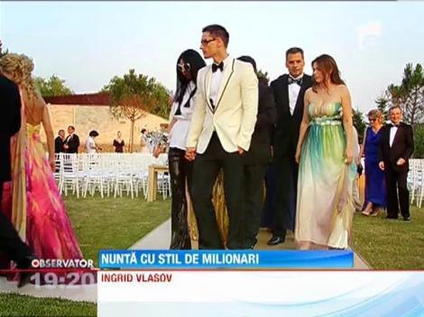 UPDATE/ Viorel Catarama si Adina Alberts s-au casatorit