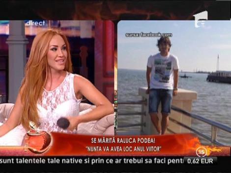"""Raluca Podea, pregatita sa imbrace rochia de mireasa: """"Nunta va avea loc anul viitor!"""""""