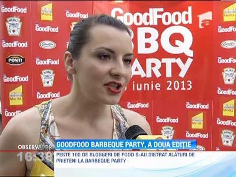 Revista GoodFood a dat startul petrecerilor in aer liber!