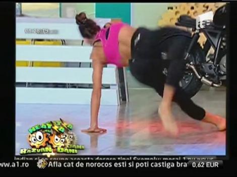 Anca Bucur, Miss Fitness Universe 2013