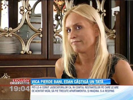 Victor Piturca i-a convins pe magistrati sa micsoreze pensia alimentara