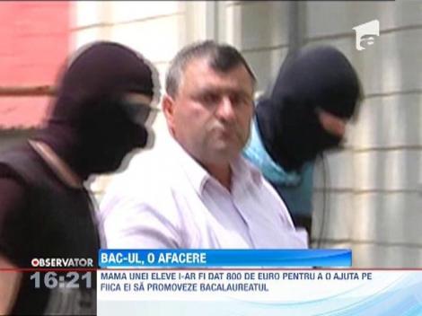 Presedintele unei asociatii de revolutionari din Targoviste, retinut pentru frauda la BAC