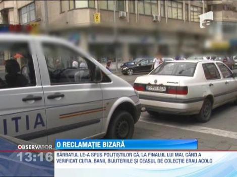 Un fost chelner al lui Ceausescu, acum afacerist in Prahova, a reclamat un furt