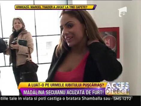 Madalina Secuianu, acuzata ca a furat bijuterii in valoare de aproape 20.000 de euro