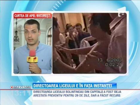 Aproape 300 de absolventi ai Liceului Bolintineanu vor ajunge la Politia Capitalei