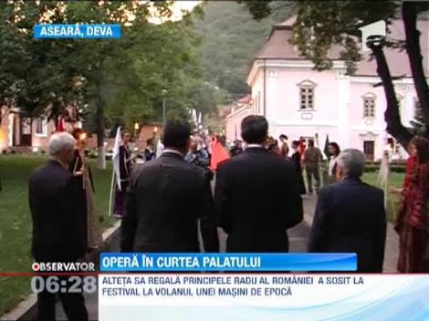 "Festivalul ""Opera Nights"" a inceput la Deva"