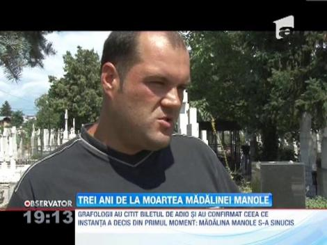 Se implinesc 3 ani de la moartea Madalinei Manole!