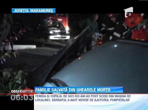 Grav accident rutier in judetul Maramures!