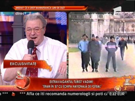 "Vadim Tudor: ""In vacantele in strainatate merg prin restaurante romanesti pentru comunicare"""