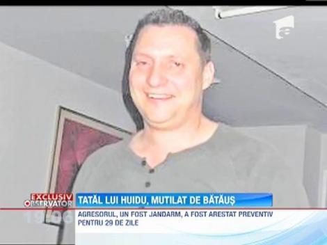 Tatal lui Serban Huidu rememoreaza scenele de groaza de la terasa