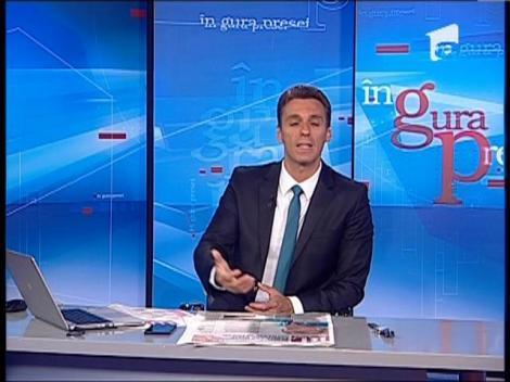 """Mircea Badea: """"Eu sunt fan Emil Boc la Presedintia Romaniei!"""""""