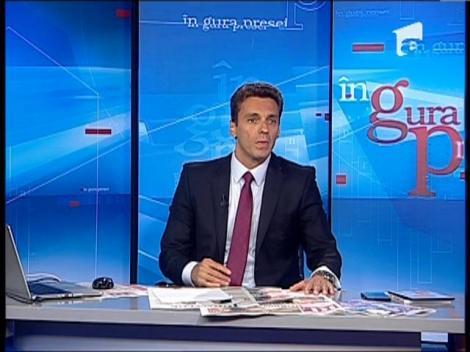 """Mircea Badea: """"Este absolut fabuloasa aceasta tara. Antena 3, unicul subiect al presei romanesti"""""""
