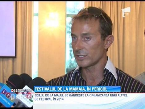 """Radu Mazare: """"Festivalul de muzica de la Mamaia este invechit si prea costisitor"""""""