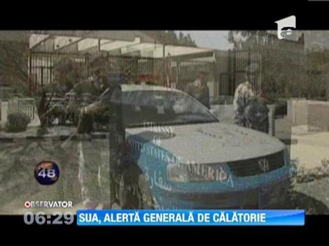 Alerta mondiala: risc de atentate Al-Qaeda. SUA inchid 21 de ambasade, Marea Britanie intrerupe activitatea in Yemen
