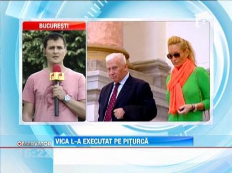 Vica Blochina l-a executat pe Piturca! Selectionerul a ramas fara 50.000 de euro din salariu de la FRF