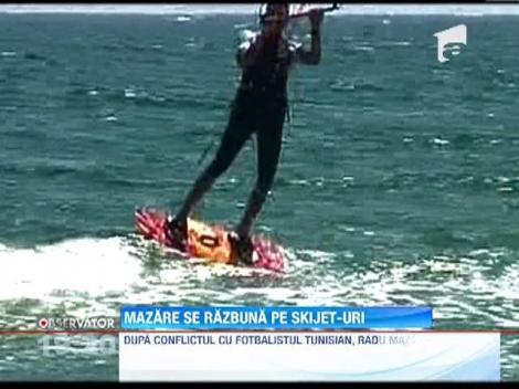 Primarul Mazare s-a razbunat pe skijeturi, dupa scandalul cu fotbalistul Hamza de la Petrolul