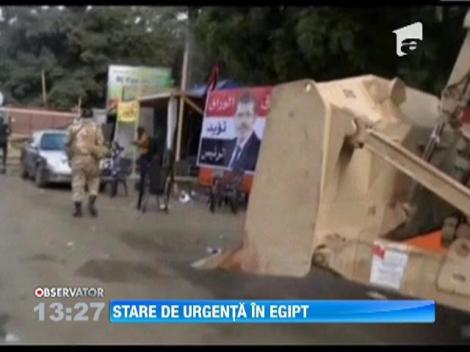 Update / Zi sangeroasa in Egipt! Peste 400 de oameni si-au pierdut viata in confruntarile violente din tara