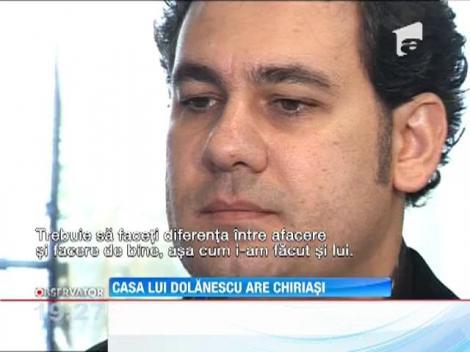 Dragos Dolanescu isi acuza fratele ca face afaceri cu locuinta tatalui lor