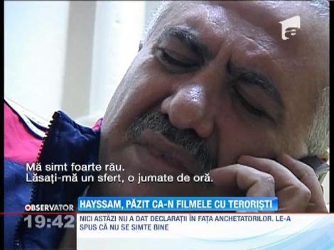 Omar Hayssam, pazit ca-n filmele cu teroristi