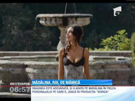 Madalina Ghenea, insarcinata? Modelul face furori cu o fotografie postata pe internet