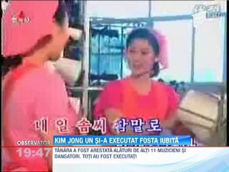 Dictatorul Kim Jong-un si-ar fi executat fosta iubita, acuzata de pornografie