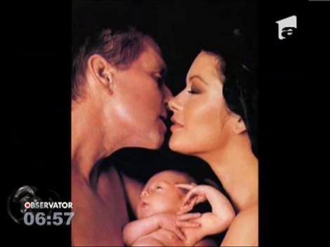 Michael Douglas si Catherine Zeta Jones, divort cu scandal