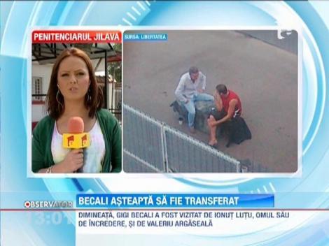 Gigi Becali asteapta sa fie transferat