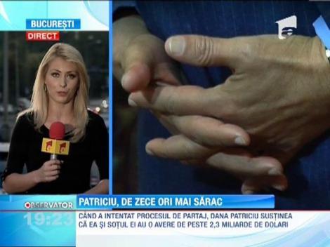 Dinu Patriciu sustine ca averea sa este de doar 191 de milioane de euro
