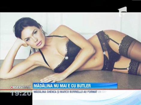 A renuntat la Gerard Butler?! Madalina Ghenea s-ar fi logodit cu Marco Borriello