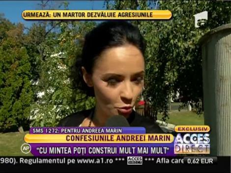Andreea Marin, dezvaluiri despre noua ei emisiune TV