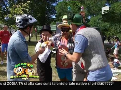 """Dezgustatorii"" de la ""Neatza"" au fost la BikeFest 2013"