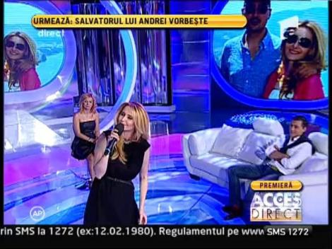 """Premiera la Acces Direct! Alina Sorescu - """"Numai tu"""""""