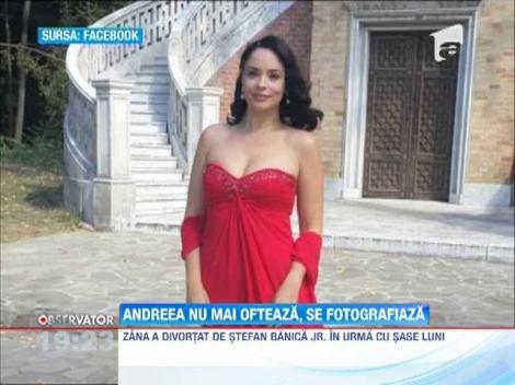 Andreea Marin, o diva seducatoare in cea mai recenta sedinta foto