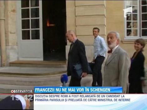 E oficial! Franta se opune intrarii Romaniei in Schengen