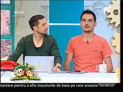 """""""Neatza"""": Razvan si Dani, la Sarbatoarea Castanelor"""
