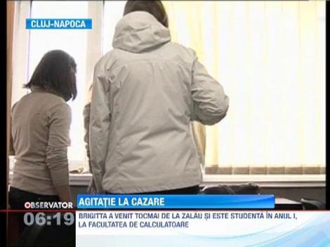 Agitatie la cazare in campusurile studentesti