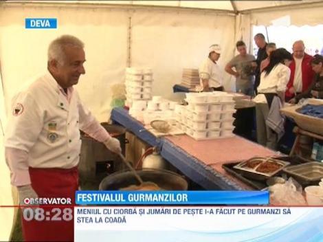 Festival gastronomic din Deva