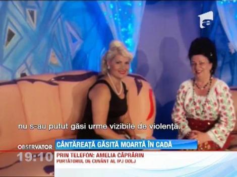 Cunoscuta cantareata de muzica populara Rela Lucan, gasita moarta in casa!