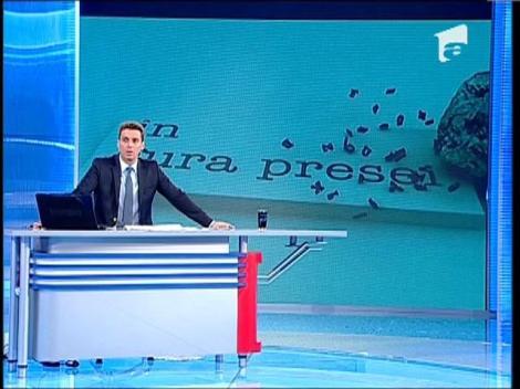 """Mircea Badea: """"Nu poate exista protest impotriva proiectului Rosia Montane, fara protest impotriva lui Basescu"""""""