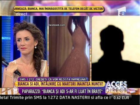 "Paparazzo Spynews: ""Intalnirile dintre Bianca si Cristea erau intermediate de o prietena"""