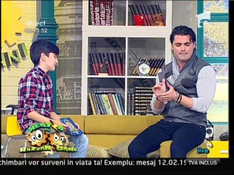 Pepe si Omar, duet inedit