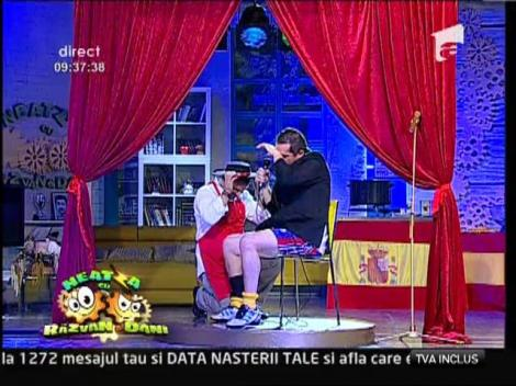 "Nici Julio Iglesias n-a cantat mai bine ""La nave del olvido"". Catalin Oprisan are Factorul X"