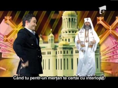 Batalia in Rime - Gigi Becali vs. Patriarhul Daniel / In numele Tatalui, cine a iesit castigator?