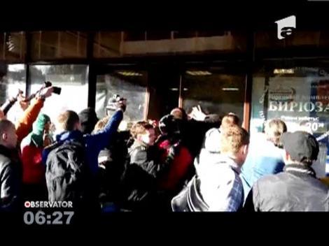 Revolta impotriva imigrantilor, in Rusia